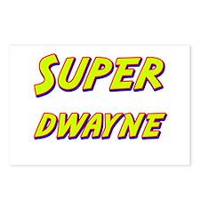 Super dwayne Postcards (Package of 8)