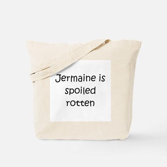 Cute Jermaine Tote Bag