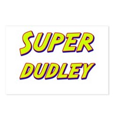 Super dudley Postcards (Package of 8)
