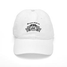 66 Kicks Cap