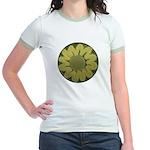 Sunflower Jr. Ringer T-Shirt