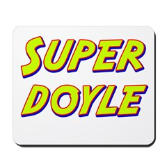 Super doyle Mousepad
