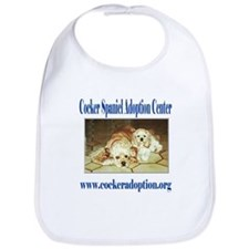 Cocker Spaniel Adoption Center Bib