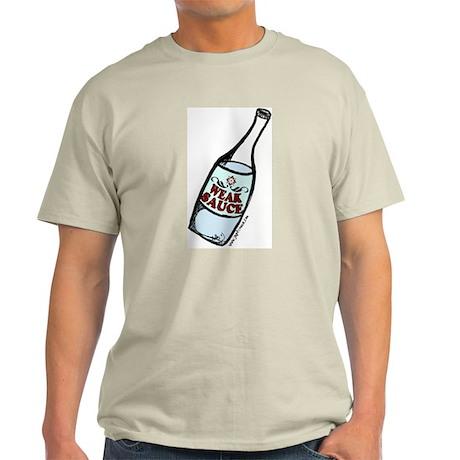Weak Sauce Ash Grey T-Shirt