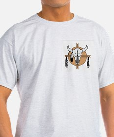 American Indian Shields T-Shirt
