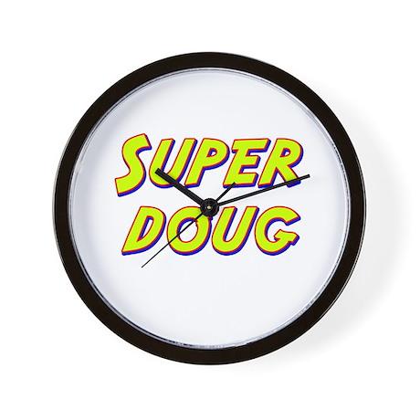 Super doug Wall Clock