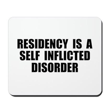 Medical Residency Mousepad