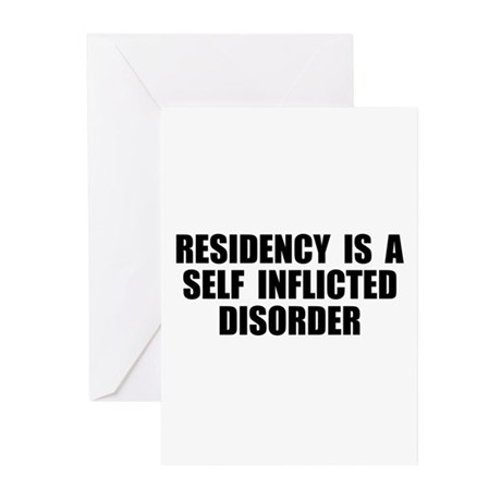 Medical Residency Greeting Cards (Pk of 20)