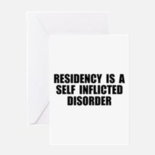 Medical Residency Greeting Card