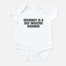 Medical Residency Infant Bodysuit