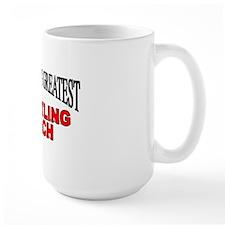 """The World's Greatest Wrestling Coach"" Mug"