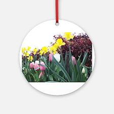 Gorgeous Daffodils Keepsake (Round)