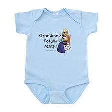 Grandma's Totally Rock! Infant Bodysuit