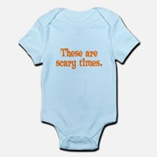 Scary Times Halloween Infant Bodysuit
