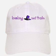 Baby Witch Baseball Baseball Cap