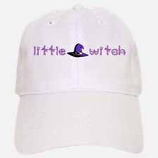 Little Witch Baseball Baseball Cap