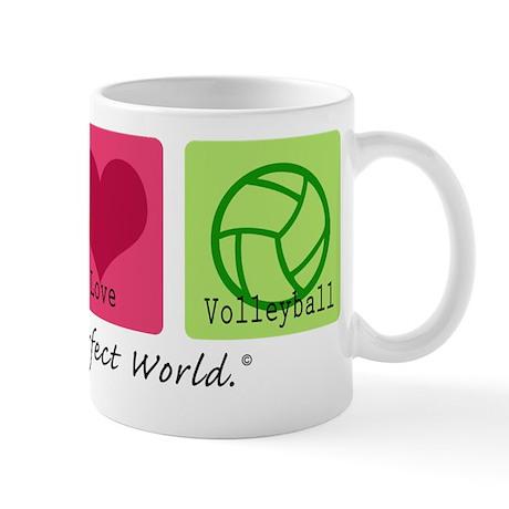 Peace Love VB Mug
