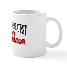 """The World's Greatest Event Co-Ordinator"" Small Mugs"