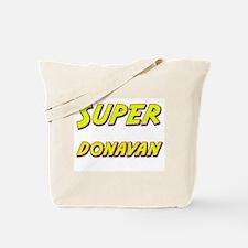 Super donavan Tote Bag