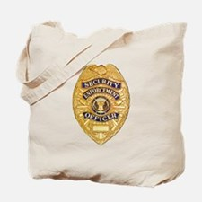 Security Enforcement Tote Bag
