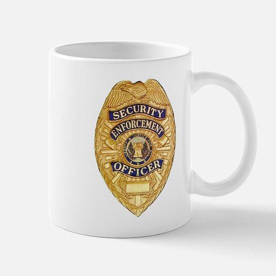 Security Enforcement Mug