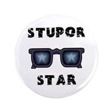 "Super Star = Stupor Star 3.5"" Button"