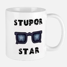 Super Star = Stupor Star Mug