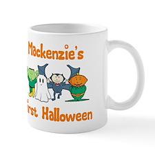 Mackenzie's First Halloween Mug