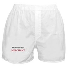 Proud to be a Merchant Boxer Shorts