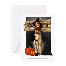 Take A Flight With Me Greeting Card