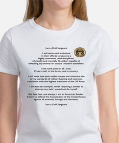 Drill Sergeants Creed / Patch Tee