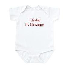 I Climbed Mt. Kilimanjaro - Infant Creeper