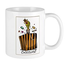 Funny Trick or treat candy Mug