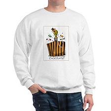 Cute House haunted Sweatshirt