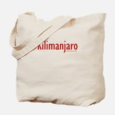Kilimanjaro - Tote Bag
