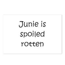 Cool Junie Postcards (Package of 8)