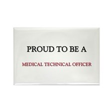 Proud to be a Medical Technical Officer Rectangle