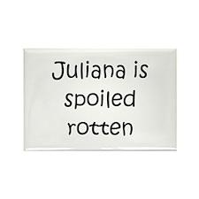 Funny Juliana Rectangle Magnet