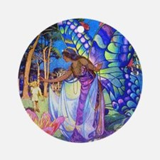 MIDSUMMER NIGHTS DREAM Ornament (Round)