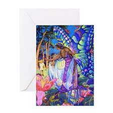MIDSUMMER NIGHTS DREAM Greeting Card