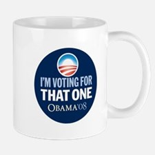 Voting for that ONE Mug