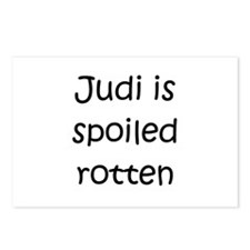Judi Postcards (Package of 8)