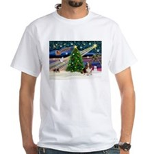 Xmas Magic - Basset Shirt