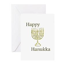 Happy Hanukka Greeting Cards (Pk of 20)