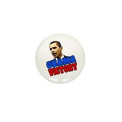 Obama Victory Small Button