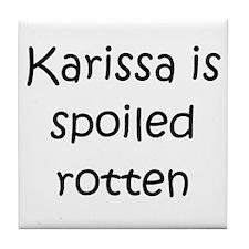 Cool Karissa Tile Coaster