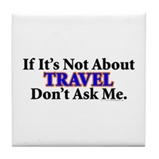 Travel Tile Coaster