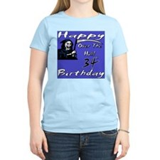 Cute 34th birthday party T-Shirt