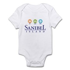 Eat-Sleep-Shell - Infant Bodysuit