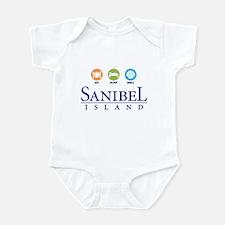 Eat-Sleep-Shell - Infant Bodysuit